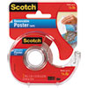 3M Scotch® Wallsaver™ Removable Poster Tape MMM 109