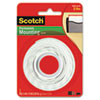 3M Scotch® Permanent High-Density Foam Mounting Tape MMM 110