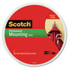 3M Scotch® Permanent High-Density Foam Mounting Tape MMM 110LONG