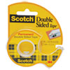 3M Scotch® 665 Double-Sided Permanent Office Tape in Hand Dispenser MMM 136