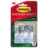 3M Command™ All Weather Hooks and Strips MMM 17017CLRAWES