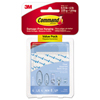 3M Assorted Refill Strips, Clear, 16/Pack MMM 17200CLRES