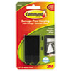3M Command™ Picture Hanging Strips MMM 17201BLK
