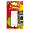 3M Command™ Picture Hanging Strips MMM 17206