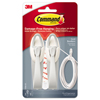 Cables and Adapters Cable Management Organizers: Command™ Adhesive Cord Management