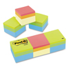 sticky notes: Post-it® Mini Cubes