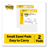 3M Post-it® Easel Pads Super Sticky Self-Stick Easel Pads MMM 24401193