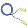E.A.R EAR® 3M™ EARsoft™ Yellow Neons™ Soft Foam Earplugs MMM3111250