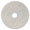 3M Niagara™ Natural White Burnishing Pad MMM 35085