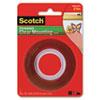 3M Scotch® Clear Mounting Tape MMM 4010