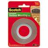 3M Scotch® Interior/Exterior Mounting Tape MMM 4011