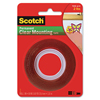 3M Scotch® Permanent Clear Mounting Tape MMM 410P