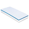 cleaning chemicals, brushes, hand wipers, sponges, squeegees: Scotch-Brite™ Industrial Doodlebug™ Easy Erasing Pad