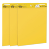 3M Post-it® Easel Pads Self-Stick Easel Pads MMM 559YW3PK