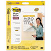 3M Post-it® Easel Pads Self-Stick Wall Pad MMM 566PRL