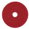 Floor Care Equipment: 3M™ Red Buffer Floor Pads 5100