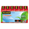 Clean and Green: Scotch® Transparent Greener Tape