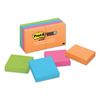 post it: Post-it® Pads in Rio de Janeiro Colors