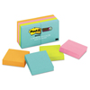 3M Post-it® Super Sticky Pads in Miami Colors MMM 6228SSMIA