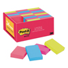 3M Post-it® Notes Original Pads in Cape Town Colors MMM 65324ANVAD
