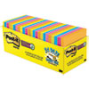 sticky notes: Post-it® Pads in Rio de Janeiro Colors
