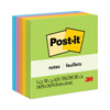 3M Post-it® Original Pads in Jaipur Colors MMM 6545UC
