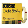 3M Scotch® 665 Double-Sided Office Tape MMM 665121296