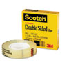 3M Scotch® 665 Double-Sided Office Tape MMM 66512900