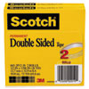 3M Scotch® 665 Double-Sided Office Tape MMM 6652P1236