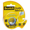 3M Scotch® 667 Double-Sided Removable Office Tape in Dispenser MMM 667