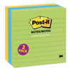 3M Post-it® Notes Original Pads in Jaipur Colors MMM 6753AUL