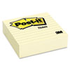 sticky notes: Post-it® Notes Original Pads in Canary Yellow