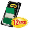 3M Post-it® Color Flag Refills MMM680GN12