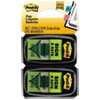 """3M Post-it® Flags Arrow Message 1"""" Flags MMM 680SD2"""