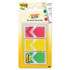 3M Post-it® Flags Arrow 1 Flags MMM 682ARRRYG