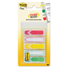 3M Post-it® Flags Arrow 1/2 Flags MMM 684ARRRYG