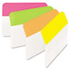 "3M Post-it® Durable 2"" Angled Tabs MMM 686APLOY"