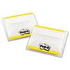 3M Post-It® Durable Filing Tabs MMM 686F50YW
