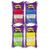 "3M Post-It® Durable 1"" Tabs MMM686RALY"