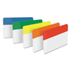 3M Post-It® 2 and 3 Tabs MMM 686ROYGB