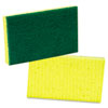 cleaning chemicals, brushes, hand wipers, sponges, squeegees: Scotch-Brite™ Medium-Duty Scrubbing Sponge