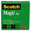 3M Scotch® Magic™ Office Tape MMM 810342592
