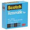 3M Scotch® Removable Tape MMM811121296