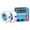 3M Scotch® Removable Tape MMM8112PK