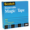 3M Scotch® Removable Tape MMM811341296
