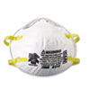 Safety Apparel Gear Respirators Masks: 3M Lightweight Particulate Respirator 8210, N95