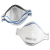 Safety Apparel Gear Respirators Masks: 3M Particulate Respirator 9210, N95