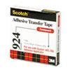 3M Scotch® Adhesive Transfer Tape MMM 92412