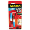 3M Scotch® Single Use Super Glue MMMAD122
