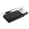3M 3M Positive Locking Keyboard Tray with Highly Adjustable Platform MMM AKT100LE
